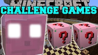 getlinkyoutube.com-Minecraft: JELLY QUEEN CHALLENGE GAMES - Lucky Block Mod - Modded Mini-Game