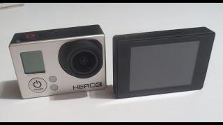 GoPro كيف تركب شاشه لكاميرا ال