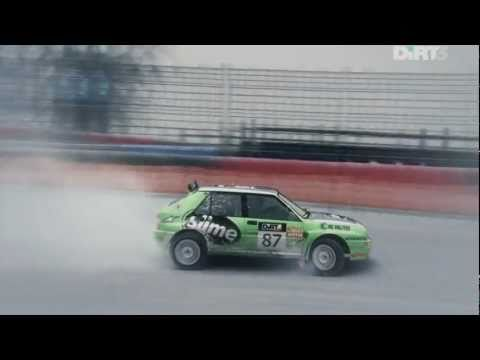 DiRT 3 Aspen clash - Lancia Delta Integrale