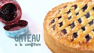 getlinkyoutube.com-Gateau a la confiture algerien / Algerian cake recipe with jam