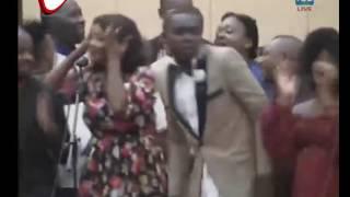 Wasanii Wakiimba Mbele Ya Rais Ikulu Dar es Salaam