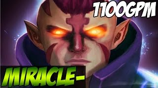 getlinkyoutube.com-Miracle- 9014MMR Plays Anti-Mage with 1100GPM - Dota 2