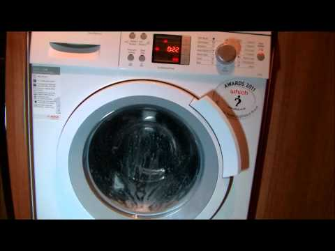 Bosch Logixx WAS32461 washing machine : 1 item test