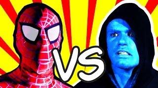 getlinkyoutube.com-THE AMAZING SPIDER-MAN 2 - OFFICIAL PARODY - iPantellas