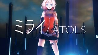 getlinkyoutube.com-【MMD】 ONE - ミライ  【Full Version HD】