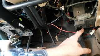 getlinkyoutube.com-1999 Ford Expedition Flasher Relay