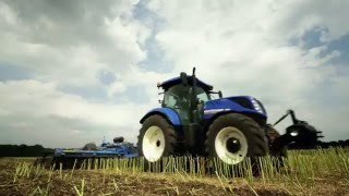 New generation T7 - Power and Style have a new icon - New Holland