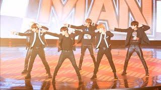 getlinkyoutube.com-151231 가요대제전 - 방탄소년단 BTS - Perfect Man