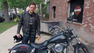 getlinkyoutube.com-2013 Harley-Davidson Street Bob Review