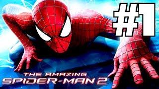 THE AMAZING SPIDER-MAN 2 - Gameplay Walkthrough Part 1