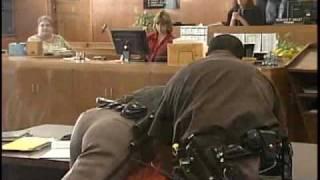 getlinkyoutube.com-Convicted Murderer Fights Deputies At Sentencing