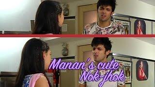 getlinkyoutube.com-Manik and Nandani's cute nok jhok from the sets of Kaisi Yeh Yaariyan