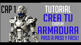 getlinkyoutube.com-Construye tu armadura! CAPITULO 1 paso a paso MUY  FACIL!