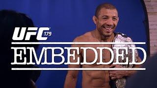 UFC 179: Embedded - Episodio 1