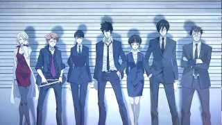 getlinkyoutube.com-Psycho-pass ED 1 - Monster without a name (Creditless)