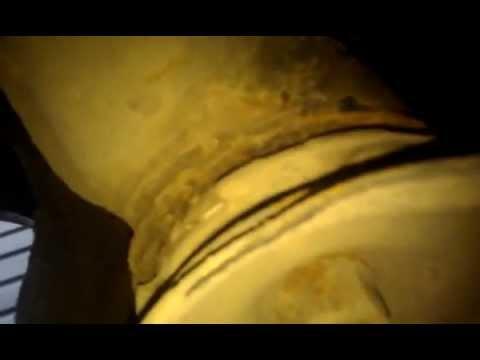 Расположение в Крайслер Chrysler сайлентблоков задней балки