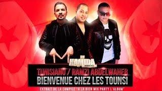 DJ Hamida - Bienvenue chez les Tounsi (ft. Tunisiano, Ramzy)
