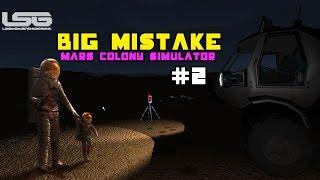getlinkyoutube.com-Mars Colony Simulator - Removing The Helmet, Big Mistake!!!#2