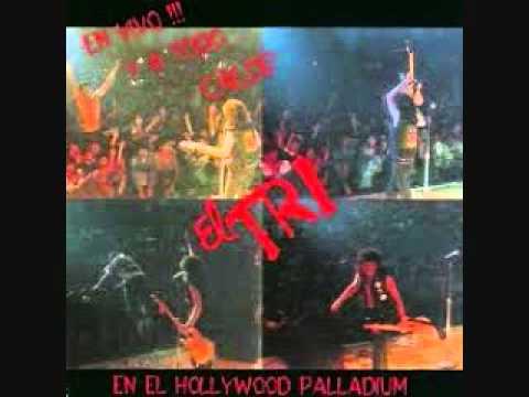 EL TRI - Maria Sabina (en vivo Hollywood Palladium)
