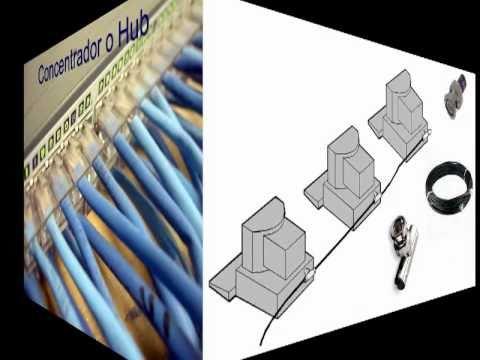 Redes Locales - 4 - El concentrador o hub