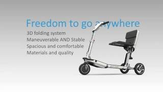 Introducing the ATTO Scooter by Moving Life
