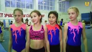 getlinkyoutube.com-ДЮСШОР № 16. Спортивная гимнастика (Ладушки 124)