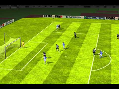 FIFA 14 iPhone/iPad - Real Sociedad vs. RCD Espanyol