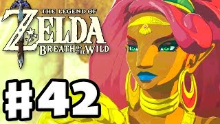 Urbosa Memory and Yiga Clan Hideout! - The Legend of Zelda: Breath of the Wild - Gameplay Part 42