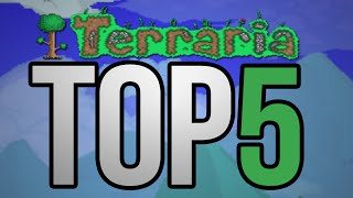 getlinkyoutube.com-Top 5 Rarest Items In Terraria - The Rarest Items In The Game! [Terraria 1.2.4.1 Update]