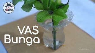 getlinkyoutube.com-Membuat Vas dari Botol Bekas (rumah kamu jadi bersih dan indah)