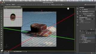 getlinkyoutube.com-Curso Online Photoshop CS6 Principiantes - Imágenes 3D - 10/11