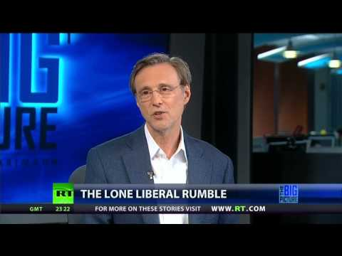 Rumble - Conservative says Progressives Crave Too Much Power...