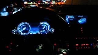 ЖК Led приборная панель 6WB в BMW F30 от F10