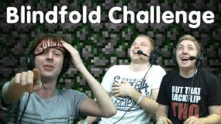 getlinkyoutube.com-Minecraft Xbox - Blindfold Challenge - Part 2