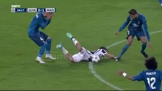 Juventus Vs Real Madrid 0 3 2018 Resumen Goles UCL 2018