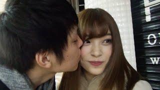 getlinkyoutube.com-Vol 91 カップルキス47連発!ときめき過ぎるカップル動画!