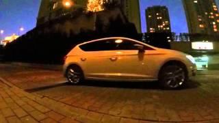 getlinkyoutube.com-Seat Leon Mk3 Little Trip And Parking