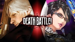 getlinkyoutube.com-Dante VS Bayonetta | DEATH BATTLE!