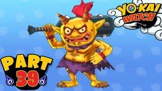 getlinkyoutube.com-Yo-Kai Watch - Part 39 - Legendary Gilgaros!