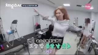 getlinkyoutube.com-Girls' Generation dancing Shake it 壞掉的忙內好棒!!