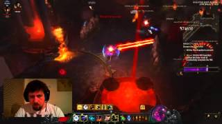 getlinkyoutube.com-Diablo 3 - 2.4 PTR GR77 wizard FB Disintegrate - no Halo and APD (latest hotfix)