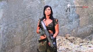 getlinkyoutube.com-2014 March TacGirl Valene - Tactical Girls Exclusive