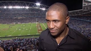 getlinkyoutube.com-Reggie Bush excited by Origin clash