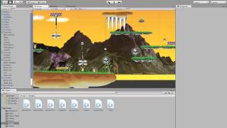 getlinkyoutube.com-Unity 2D Tutorial 7: Multi-Level Games, Game Over Scenes