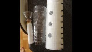 getlinkyoutube.com-Aquaponics: How to make a Bell Siphon and a miniature aquaponics system.