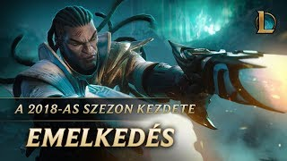 League of Legends - Emelkedés