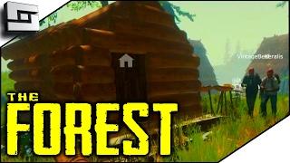 getlinkyoutube.com-The Forest - NEW HOME BASE! S2E3 ( Multiplayer Gameplay )