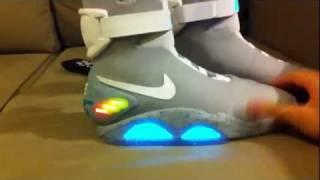 getlinkyoutube.com-Shoe pickup: Nike Air Mag