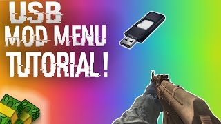 getlinkyoutube.com-VOICE TUTORIAL: How To Install & Use USB Mod Menus + DOWNLOADS (BO2, MW2, GTA 5 + MORE!)