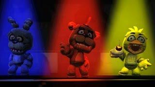 getlinkyoutube.com-LittleBigPlanet 3 - Night watch at Freddy Fazbear's Pizzaria - LBP3 FNAF Animatio